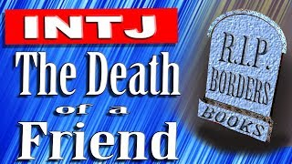 Borders Books the Death of a Friend
