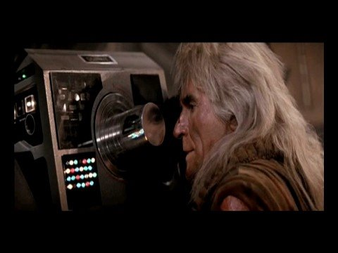 Star Trek: The Continued Wrath of Khan (remade trailer)
