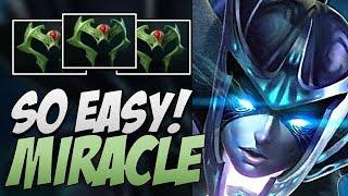 Liquid.Miracle Phantom Assassin - 19 MINS GG   Dota Gameplay