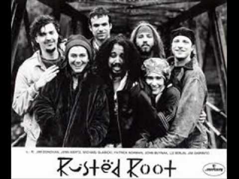 Rusted Root - Welcome To My Party