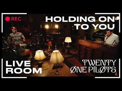Twenty One Pilots - Holding On To You (Live @ The Live Room)