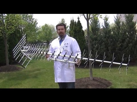 Assembly Instructions for the HDB91X Yagi TV Antenna from Xtreme Signal