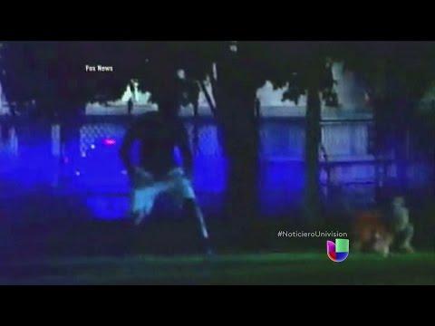 Otro hombre saltó la cerca de la Casa Blanca