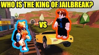 WHO is ACTUALLY the KING of Roblox Jailbreak???