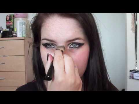 Sarah Harding Inspired Makeup Tutorial