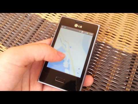 Sử dụng thực tế LG Optimus L3
