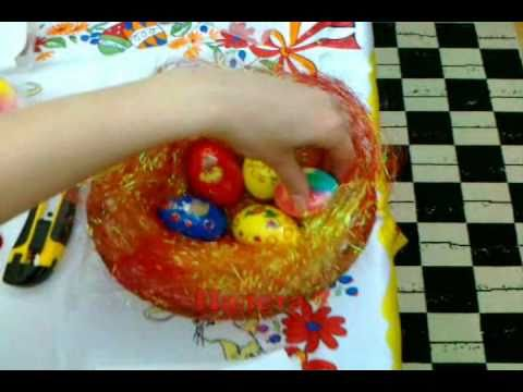 Dekoriranje na jajca - Paleta 7.wmv