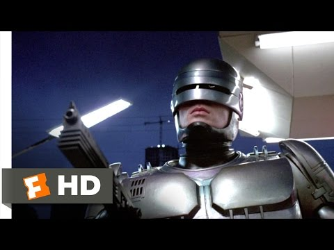 Robocop (4 11) Movie Clip - You're Coming With Me (1987) Hd video