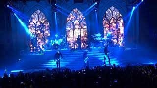 Ashes/Rats/Absolution -Ghost Live 2018 at Riverside Municipal Auditorium 5/5/18