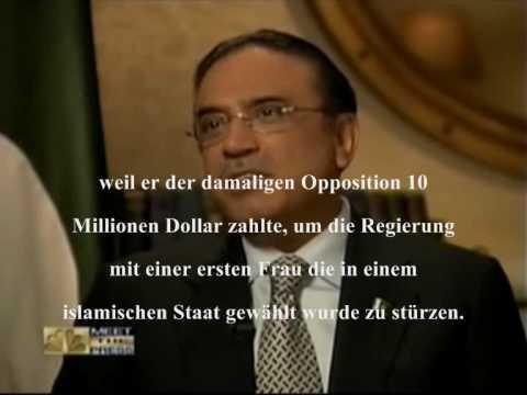 Osama tot? Pakistans Präsident Zadari im Interview
