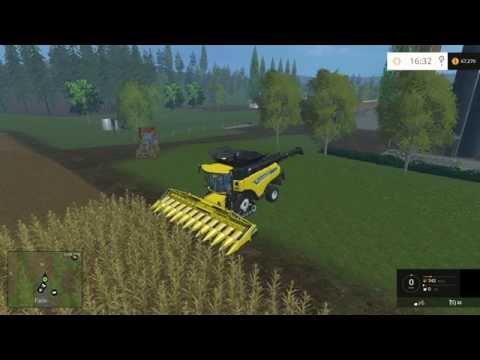 FARM SIM SATURDAY Massie Barley and grass cutting