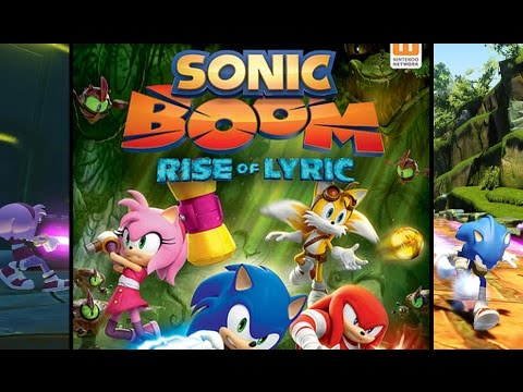 Sonic Boom (Wii U) - Darkness Reviews