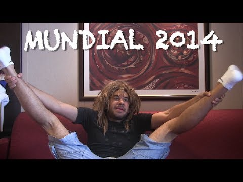 VIDEOBLOG DEL MUNDIAL 2014 ◀︎▶︎WEREVERTUMORRO◀︎▶︎