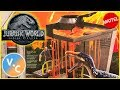 Jurassic World Lava Surge Playset Review mp3