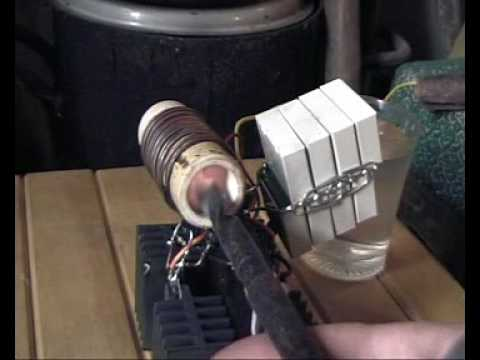 Induction Heating up to 600W new coil