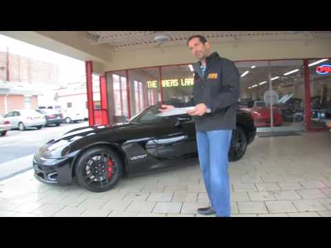 2008 Dodge Viper for sale at with test drive. driving sounds. and walk through video