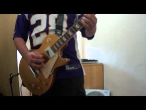 Mastodon - Oblivion (Guitar Cover)
