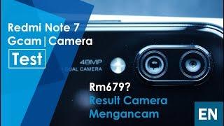 Redmi Note 7 | Gcam Camera Result | 48MP | Malaysia
