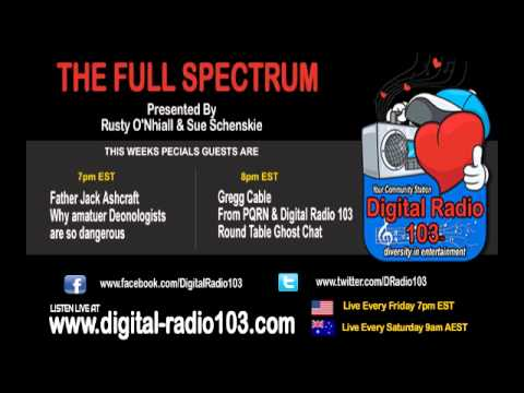 The Full Spectrum 11th May 2013 | Digital Radio 103