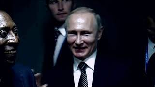бородатая женщина VS безбородый Путин