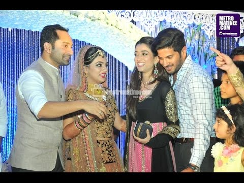 Nazriya Nazim Wedding Special Moments
