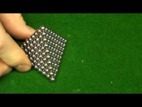 How To Make a Buckyballs 3D Pyramid. Detailed Tutorial HD!