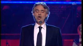 Watch Andrea Bocelli Voglio Vivere Cosi video