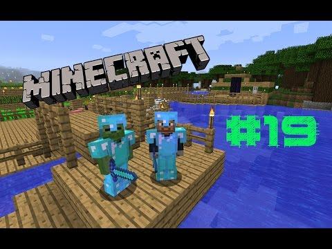 Minecraft Хардкор #19 Последний босc в крепости