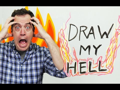 Draw My Hell - Mark Douglas