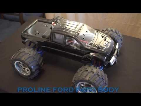 RC ADVENTURES - NITRO RC TRUCKS #1 -  FORD F-650 CUSTOM MGT 8.0 ** OVERVIEW **