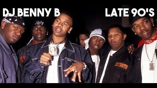 Download Lagu Late 90's Hip Hop & R&B Playlist by DJ Benny B, Master P, DMX, Missy, Aaliyah, Busta Gratis STAFABAND