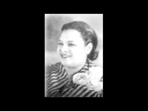 Blue Lu Barker - Scat Skunk - 1939