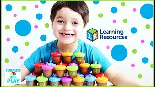Learn Letters and Colors with Alphabet Acorns from Learning Resources ABC Toy Activity Set