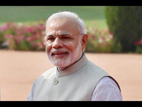 PM Modi visits Education City at Jawanga, Dantewada