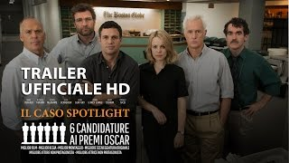 Il Caso Spotlight - Trailer Ufficiale Italiano HD - Michael Keaton, Mark Ruffalo