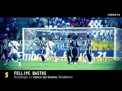 En İyi 10 Frikik Golü (2011 - 2012)