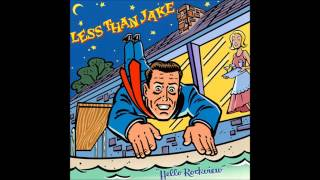 Watch Less Than Jake Great American Sharpshooter video