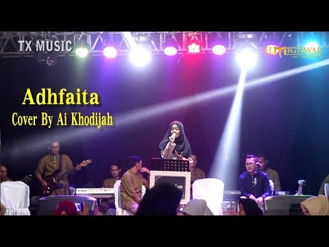 Adhfaita Cover By Ai Khodijah ( El-mighwar Gambus ) LIVE Perform