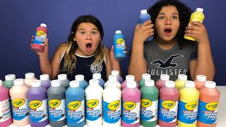 Don't Choose the Wrong Paint Slime Challenge