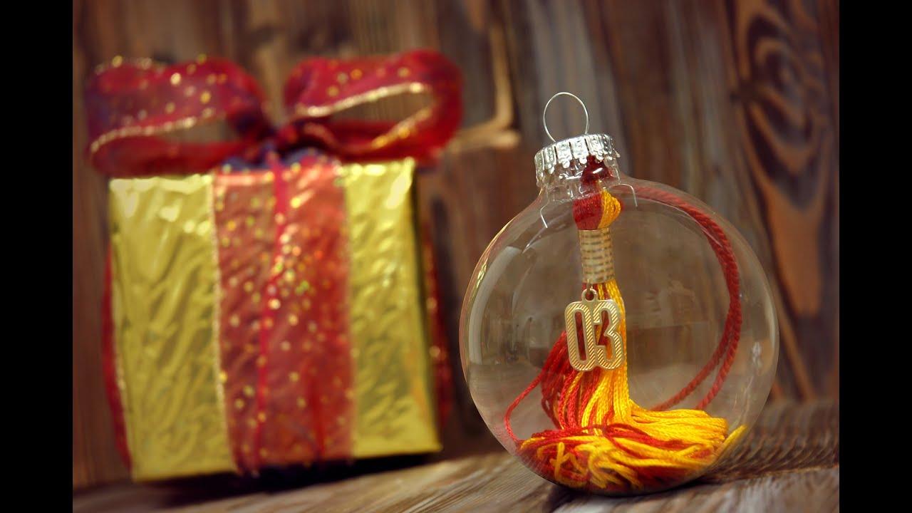 how to make a graduation tassel christmas ornament