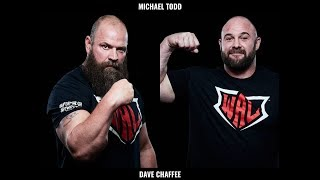 Michael Todd vs. Dave Chaffee: World Armwrestling League 503 full match