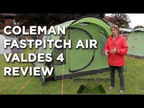 Coleman FastPitch Air Valdes 4 Review