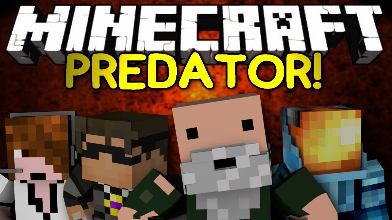 Minecraft Predator w/