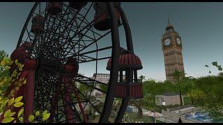 London - Second Life - Small fair spotted