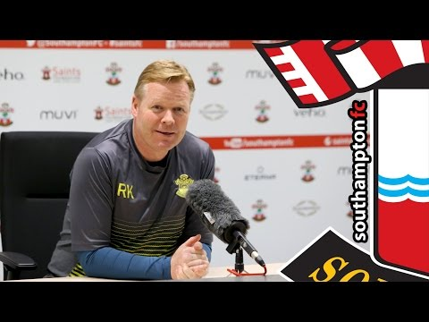 PRESS CONFERENCE: Koeman previews Hull clash