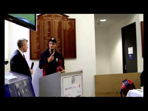Round 7  250513 - Post Match: Port Melbourne v Coburg