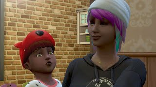 Taking On The Flargen Challenge in The Sims 4 (Streamed 5/10/19)