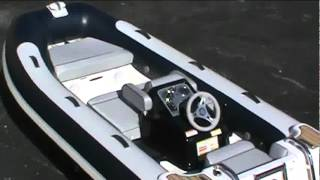 2012 Williams Jet Tender 385 Custom with 104 Hp Weber Motor