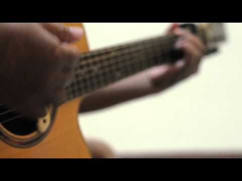 Main hati - Andra and The BackBone (fingerstyle guitar cover)