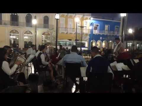 Banda de  Música de Sancti Spíritus de Cuba
